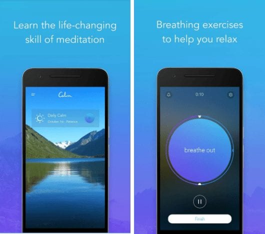 Calm-10 Lesser-Known Apps That Will Change Your Life