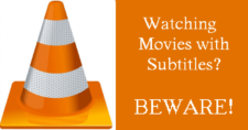 Hackers Are Now Using Subtitles to Take Over Millions of Devices Running Popular Media Players .