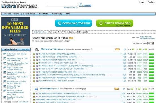 Popular Torrent WebSite 'ExtraTorrent' Shuts Down Permanently! (1)