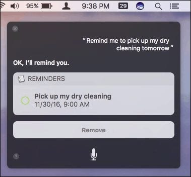Set Reminders-Simple Tricks and Commands You Have to Try on Your Mac