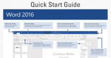 Want to Learn Microsoft Office 2016 Start With These Quick Start Guides Offered By Microsoft.