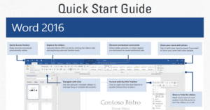 Want to Learn Microsoft Office 2016? Start With These Quick Start Guides Offered By Microsoft