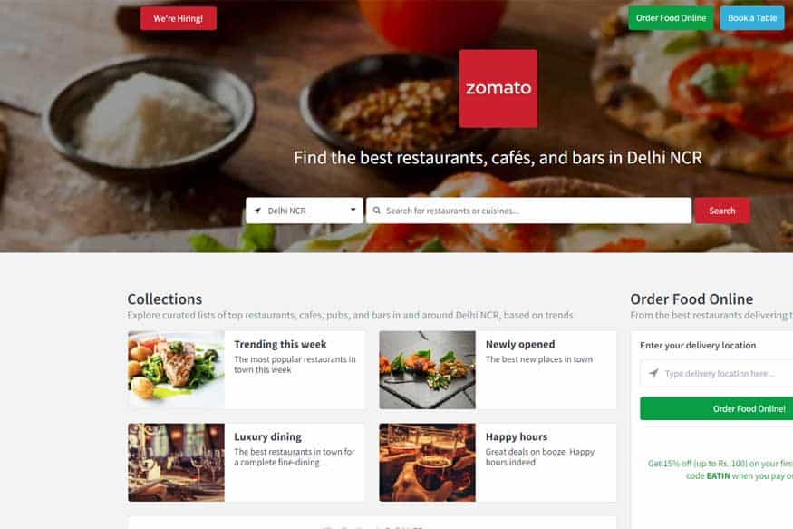 Zomato Hacked; 17 Million User Records Stolen And Put For Sale On Dark Web (2)