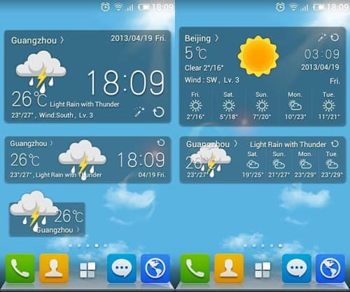 black-transparent-system-15 Best And Beautiful Weather Widgets For Your Android Home Screens