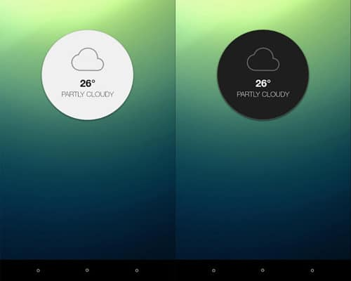 clear-conditions-hd-15 Best And Beautiful Weather Widgets For Your Android Home Screens