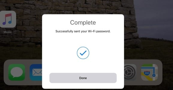 'Share Your WiFi' Feature Connects Your Friends And Guests Without Sharing A Password (6)