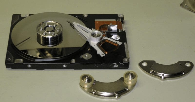 How to Take Apart an Old Hard Drive And Separate the Rare Earth Magnets.