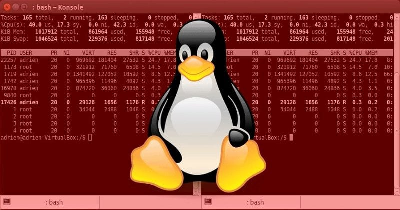 Linux malware.