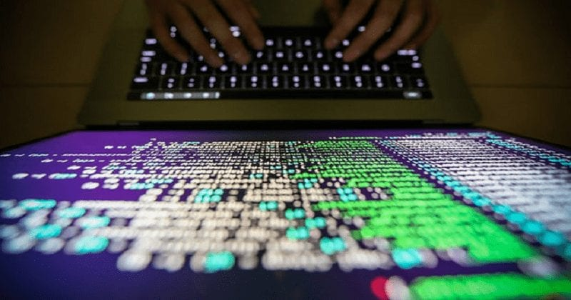Petya Ransomware Cyberattack.