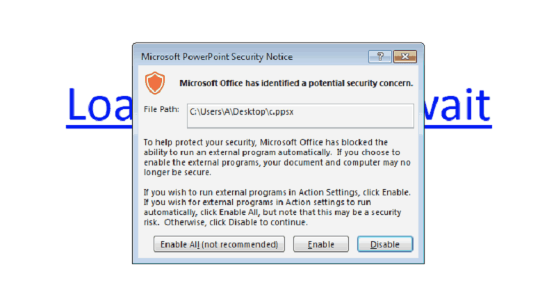 This New Malware Attack via Microsoft PowerPoint Files Spreads