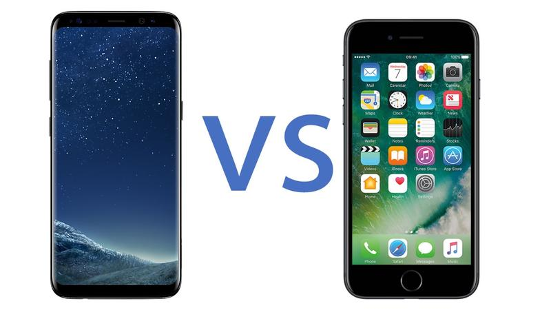 iPhone 7 Vs Samsung Galaxy S8 Review Which One Should You Upgrade (26)