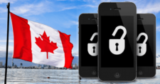 mobile unlocking in Canada