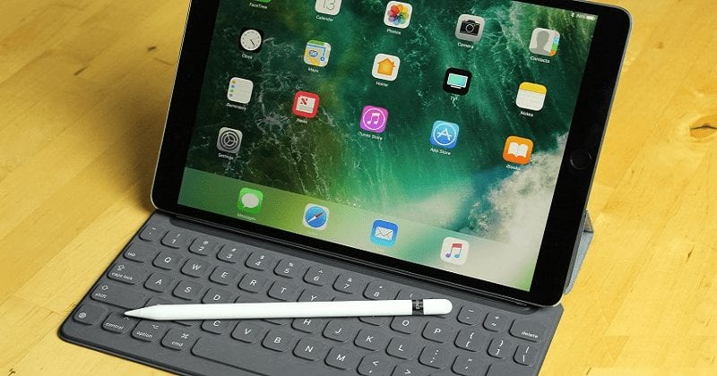 Apple's New 10.5-inch iPad Pro.