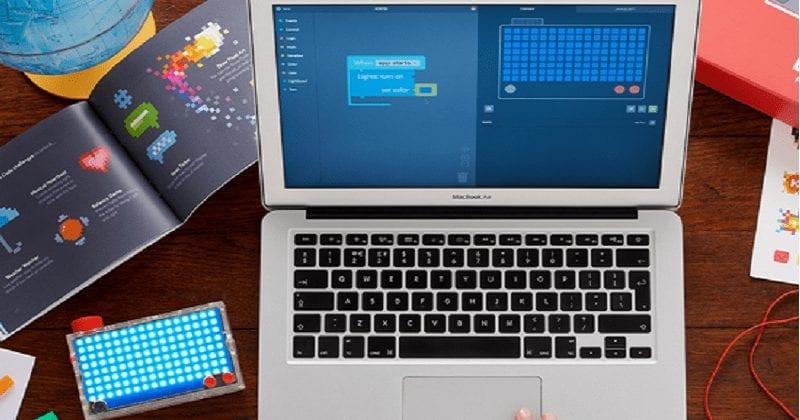 Kano Pixel Kit.