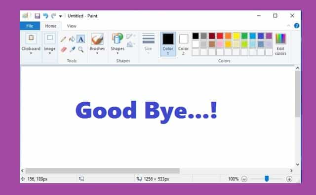 MS Paint Is Soon To Be Dead (4)
