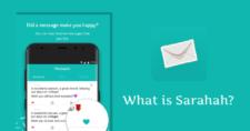 Sarahah app.
