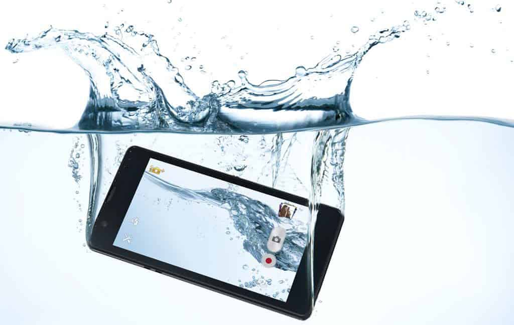 Waterproof-phone