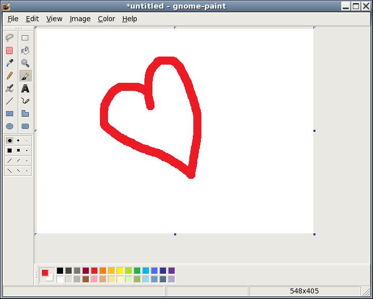 gnome-paint