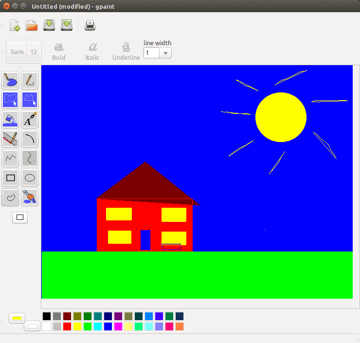 Best free ms paint alternatives for windows linux mac for Program like paint for mac