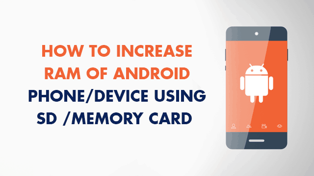 internal memory upgrade for android phones