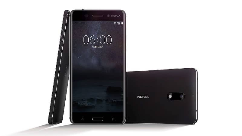 nokia 6 flash sale amazon