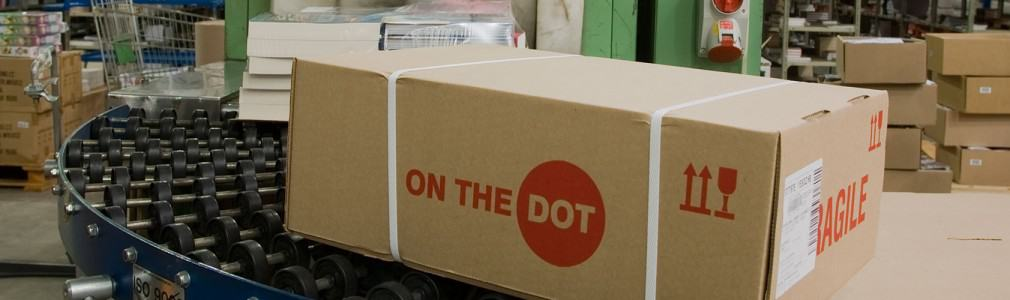 on-the-dot