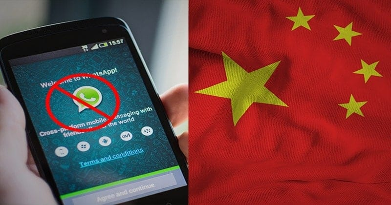 Whatsapp Ban - China Blocks The Use Of Whatsapp To Gain Censorship