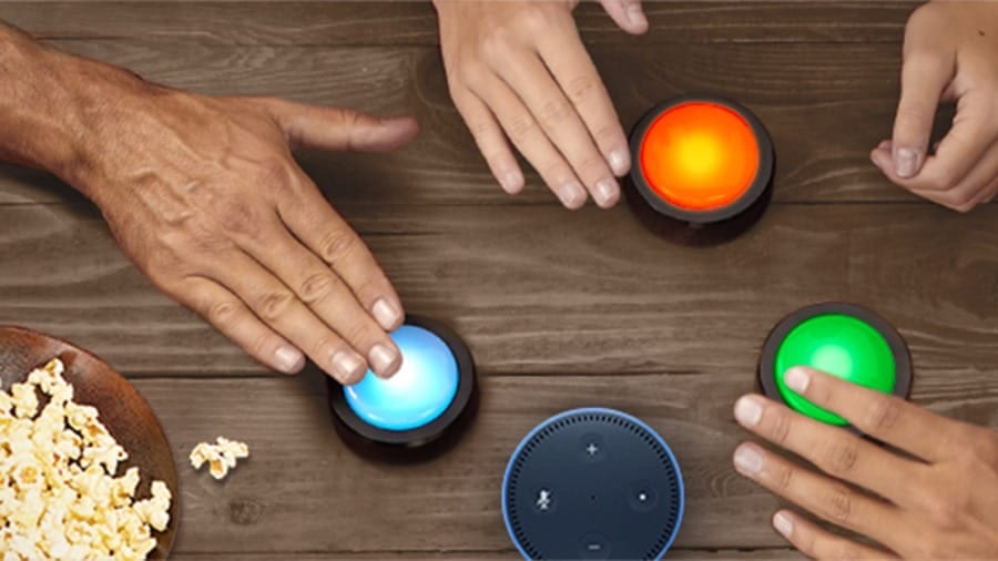 Echo-Buttons