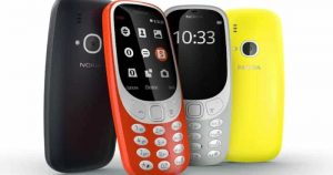 Nokia 3310 is Back With 3G Support- Features, Release Date and Price