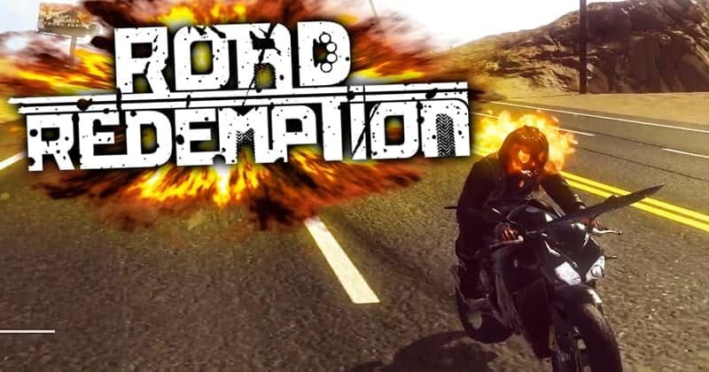 The Popular Game Road Rash is Back as Road Redemption - Releasing On Oct 4th!