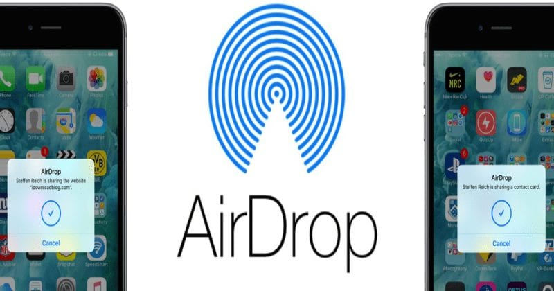 How To Share Photos, Videos and Documents Instantly From Mac To Other Apple Devices Using AirDrop
