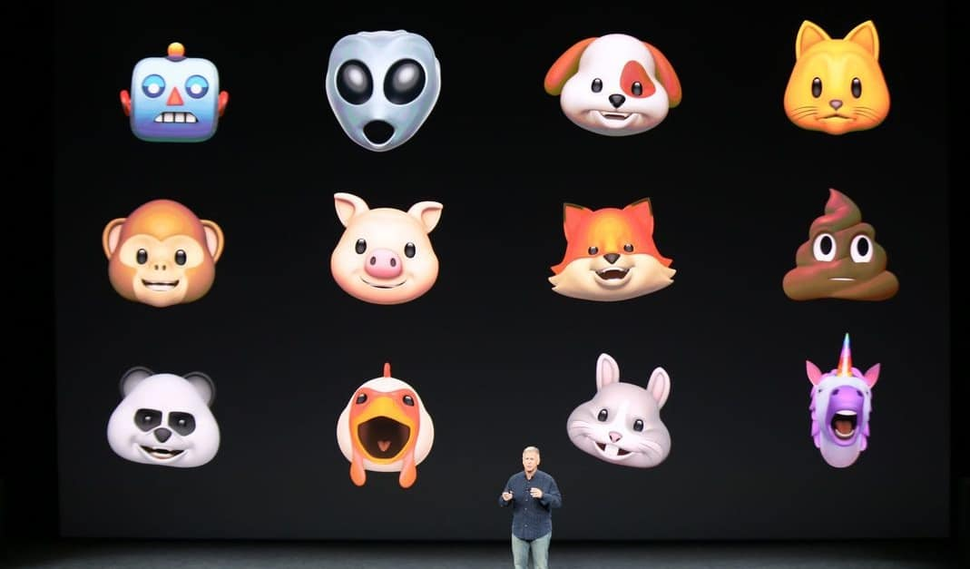 animoji-iphoneX-apple