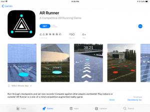 ar-runner