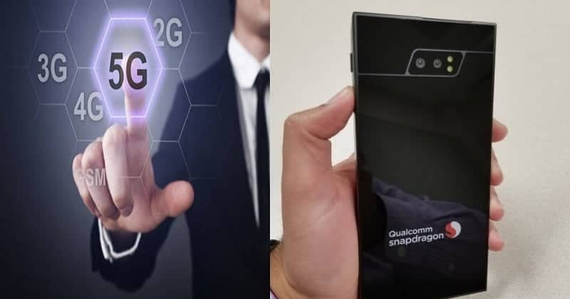 Here's The First Look Of World's First 5G Smart Phone