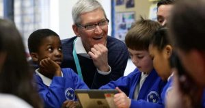 Apple's CEO Tim Cook: It's important to Learn Coding than English as a Second Language