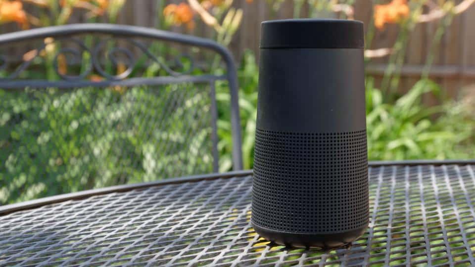 Bose SoundLink Revolve.
