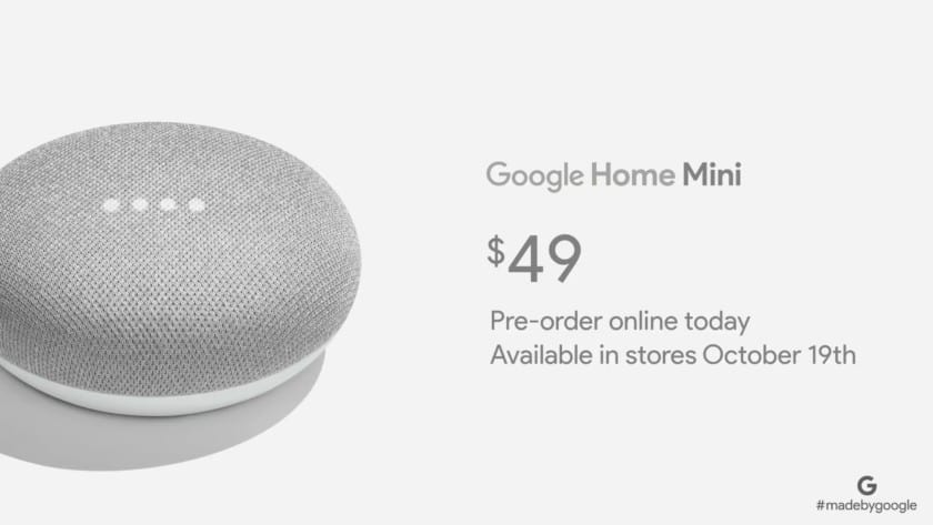 google-home-mini