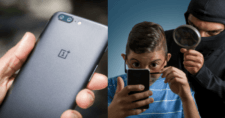 Oneplus-Spying