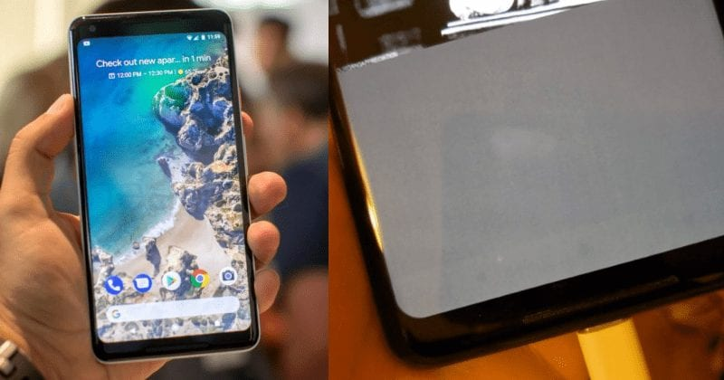 "The Flagship phone ""Pixel 2 XL"" from Google faces Screen Burn-in Issues within One Week of Usage"