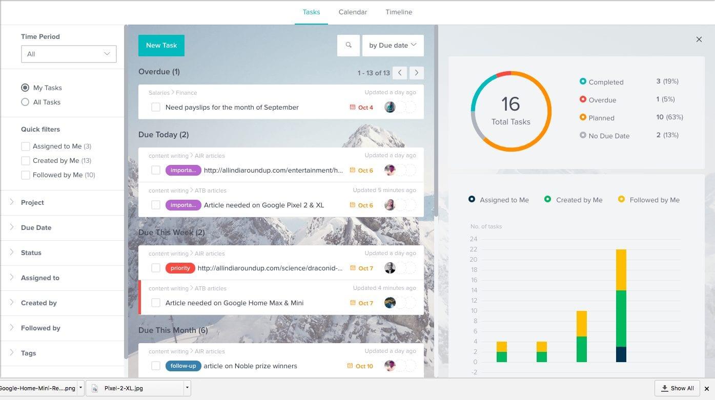 Task-world-dashboard