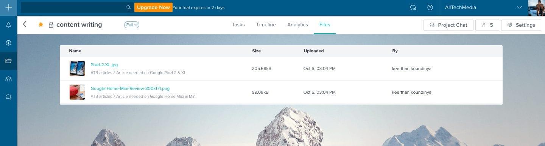 TaskWorld-FileManagement