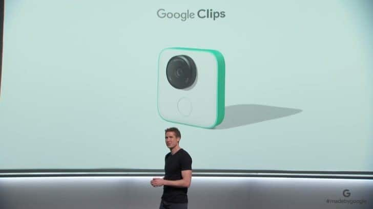 google-clips