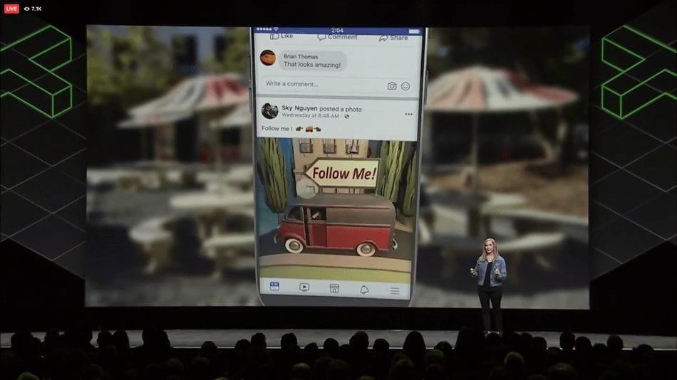 facebook-3D-posts
