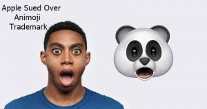 Apple Sued Over Animoji Trademark