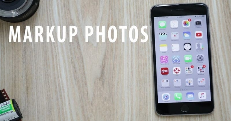 5 Simple Steps to Markup and Send a Photo in iOS Messages