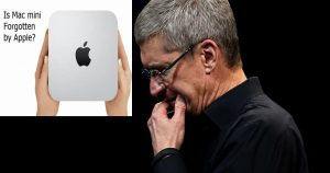 "Tim Cook Says: ""Mac Mini is an Important Part of Company's Product Lineup"""