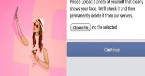 facebook-selfie-authentication