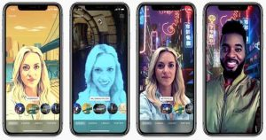Apple Updates Clips App with 360 Degree Selfie Scenes and iCloud Support