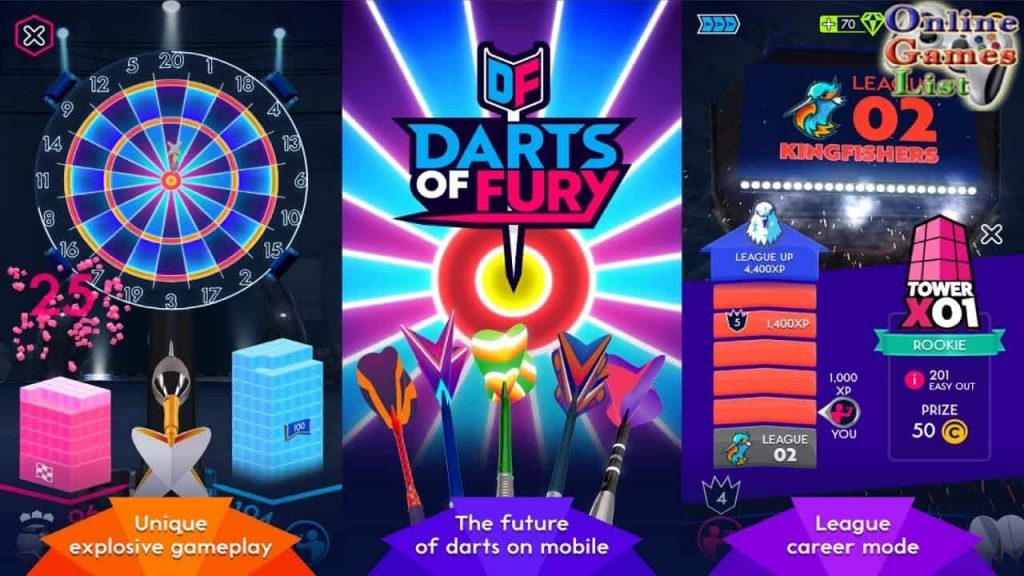 Darts-of-Fury