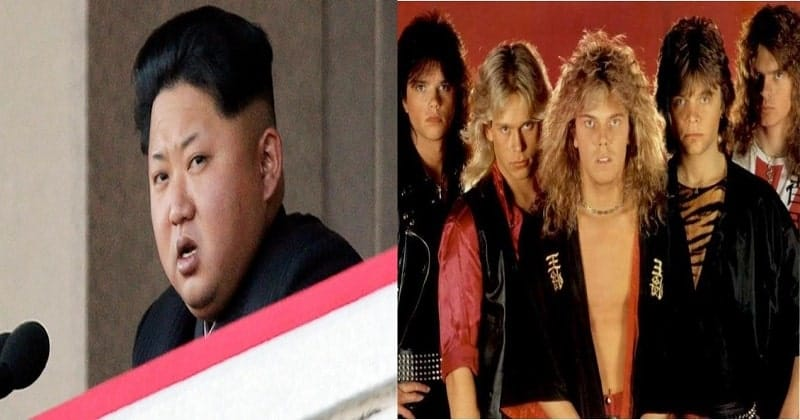 """Hacked North Korean Radio Station Plays """"The Final Count Down"""" Repeatedly"""